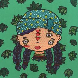 Green Turbanista