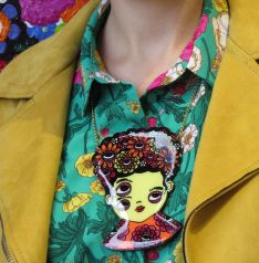 Frida (Yellow)