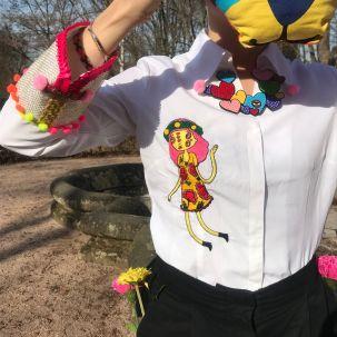 Folk Shirt 2